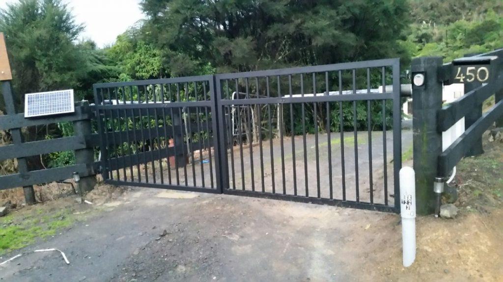 Gate Intercom & Access Control System